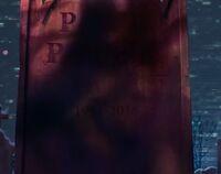 Peter Parker Grave SMITSV