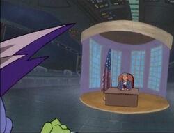 Emperor Watches Votan-Clinton