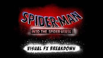 Spider-Man Into the Spider-Verse Visual FX Breakdown