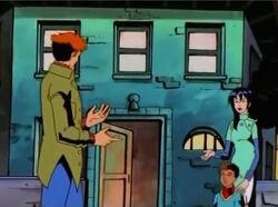 Naoko Thanks Peter for Saving Shane