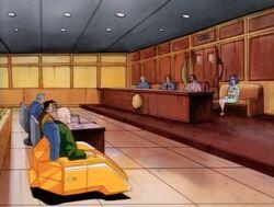 Senate Subcommittee on Mutant Affairs