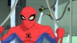 Spider-Man MP Tentacle Attack SSM