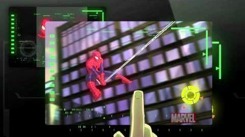 Ultimate Spider-Man Trailer 1