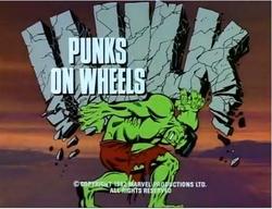 Punks On Wheels