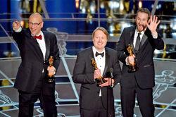 Big Hero 6 Oscar Win