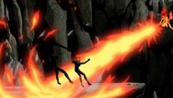 Firelord Blasts Black Panther Invisible Woman AEMH