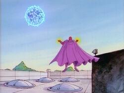 Magneto Lifts X-Men Drake Base