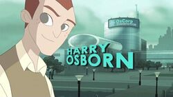 Harry Osborn SSM