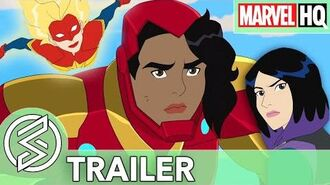 Marvel Rising Heart of Iron Trailer