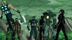 Avengers Attack UA2