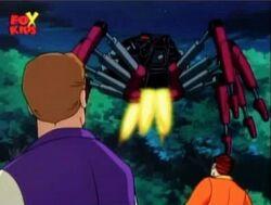 Black Widow II ESU Landing