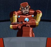 Iron Man Wrist Interface AEMH
