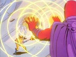 Magneto Attacks X-Men Drake Base