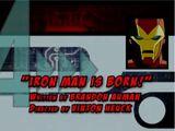 Iron Man is Born!