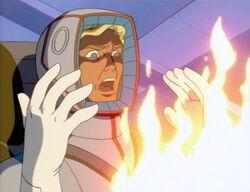 Johnny Shuttle Fire