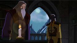 Odin Admits Argument TTA