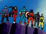 Six American Warriors