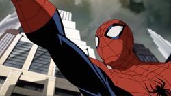 Spider-Man Swings to Final Battle AEMH
