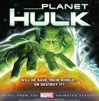 Planet Hulk Soundtrack