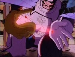 Sentinel Blasts Gambit Mall
