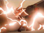 Whiplash Attacks Iron Man IMAA