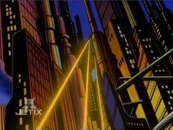 Counter-Earth Grid Seven