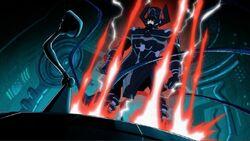 Galactus Leaves Ship AEMH
