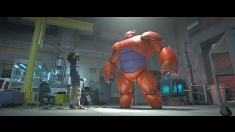 Big Hero 6 Teaser