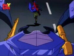 Spider-Man Saves Eddie from Tarantula