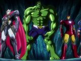 Avengers (Marvel Disk Wars: The Avengers)