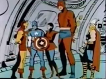 Avengers (MSH) (Original team)