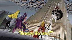 Avengers Meet Terrax AEMH