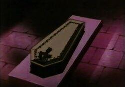 Dracula Coffin DSD