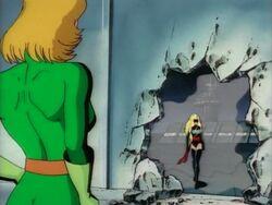 Ms Marvel vs Mystique
