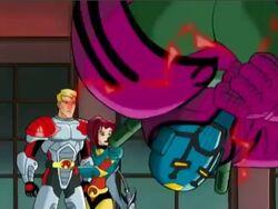 Ant-Man Tricks Kang