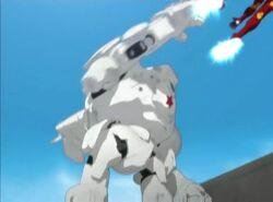 Dynamo Punches Iron Man IMAA