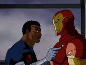 Fury Berates Iron Man AEMH