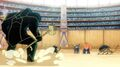 Ronan Enters Arena FFWGH.jpg
