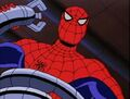 Spider-Man Struggles with Doctor Octopus Tentacle.jpg
