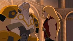 Thor Not Leaving Asgard TTA