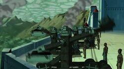 Catapult Fire UA2