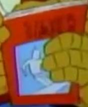 Silver Surfer (Fantastic Four (1978))