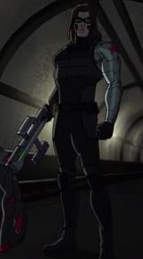 Winter Soldier (Marvel Universe)