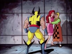 Wolverine Jean Wrong Girl to Adopt
