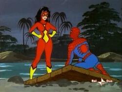 Spider-Woman Spider-Man SW