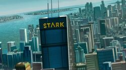 Stark Tower UA2