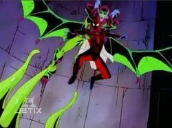 Symbiote Bio-Mass Grabs Goblin