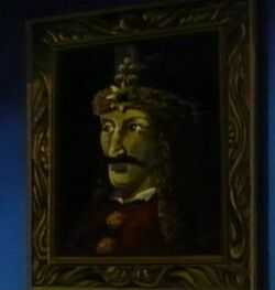 Vlad III Painting DSD