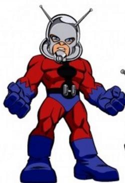 Ant-Man SHSS