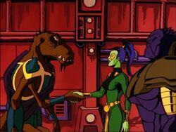 Glenn Gamora Join Forces